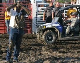 muddy sheriff